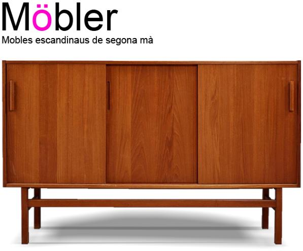 M bler mobles escandinaus de segona m for Muebles escandinavos